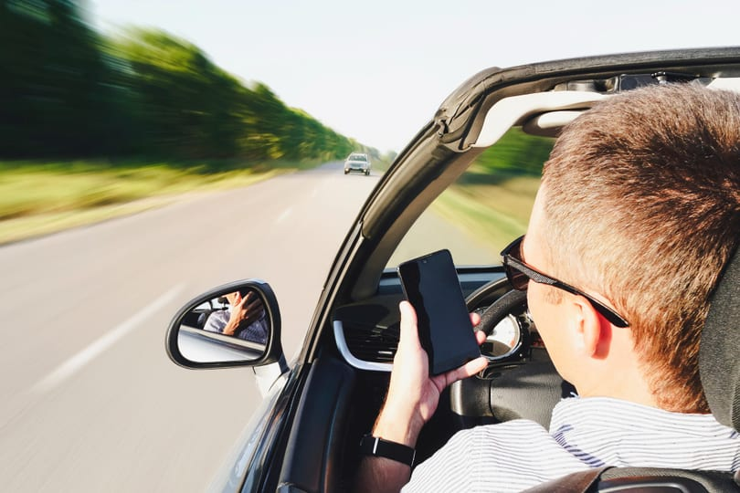 Let's End the Perfect Storm of Distracted Driving